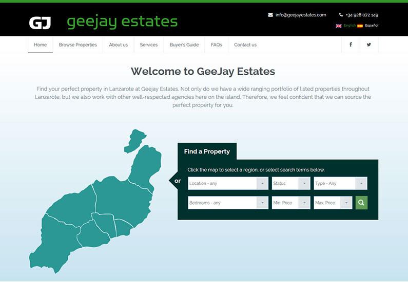 Geejay Estates