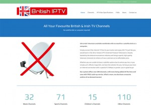 British IP TV