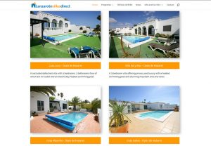 Lanzarote Villas Direct