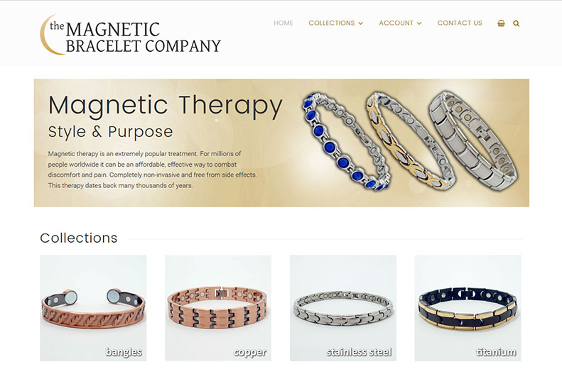 The Magnetic Bracelet Company